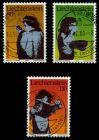 LIECHTENSTEIN 1979 Nr 725-727 zentrisch gestempelt 6E993A