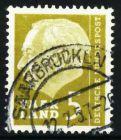 SAAR OPD 1957 Nr 384 gestempelt 5F6992