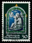 LIECHTENSTEIN 1971 Nr 555 gestempelt SB4DF06