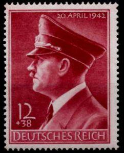 3. REICH 1942 Nr 813y postfrisch 71C716