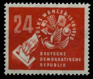 DDR 1950 Nr 275 postfrisch 751012