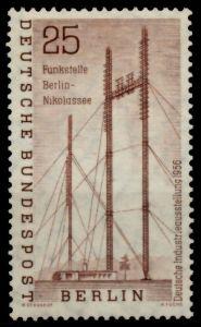 BERLIN 1956 Nr 157 postfrisch 755FE2