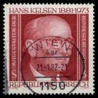 ÖSTERREICH 1981 Nr 1684 zentrisch gestempelt 7F328E