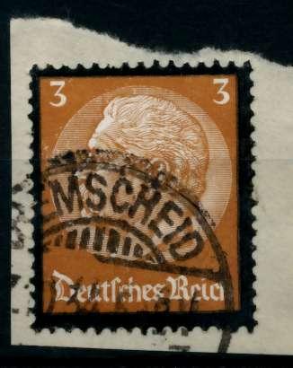 3. REICH 1934 Nr 548 gestempelt Briefst³ck zentrisch 864626