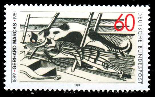 BRD 1989 Nr 1410 postfrisch S6285F6
