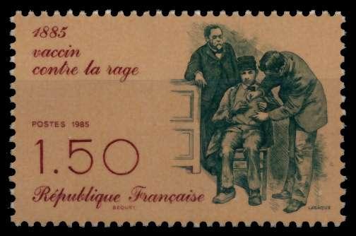 FRANKREICH 1985 Nr 2503 postfrisch S02A682