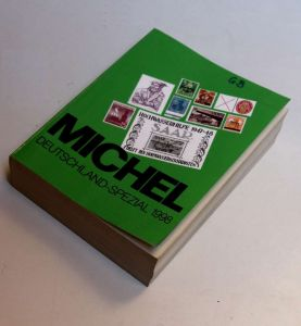 MICHEL DEUTSCHLAND SPEZIAL 1998 GEBRAUCHT 8A773E