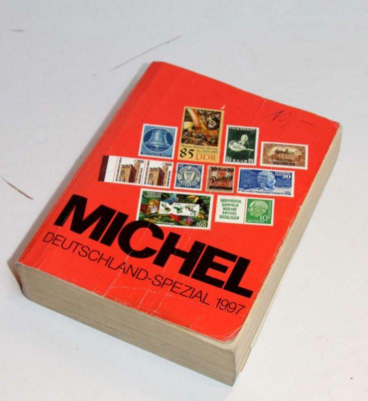 MICHEL DEUTSCHLAND SPEZIAL 1997 GEBRAUCHT 8A776A