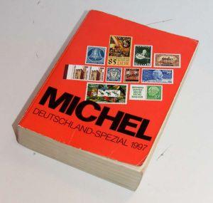 MICHEL DEUTSCHLAND SPEZIAL 1997 GEBRAUCHT 8A776E