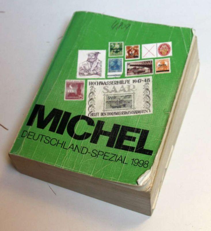 MICHEL DEUTSCHLAND SPEZIAL 1998 GEBRAUCHT 8A7772