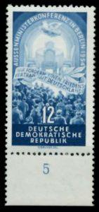 DDR 1954 Nr 424YI postfrisch URA 8C229E