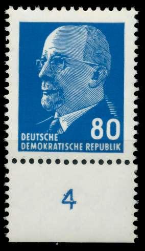DDR 1967 Nr 1331axII UR3 postfrisch URA 8DBBE6