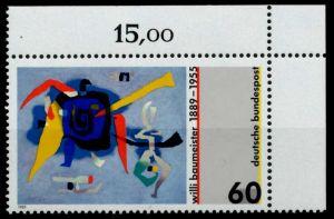 BRD 1989 Nr 1403 postfrisch ECKE-ORE 8F7A26