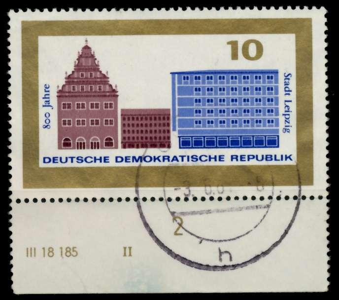 DDR 1965 Nr 1126 zentrisch gestempelt URA 900572