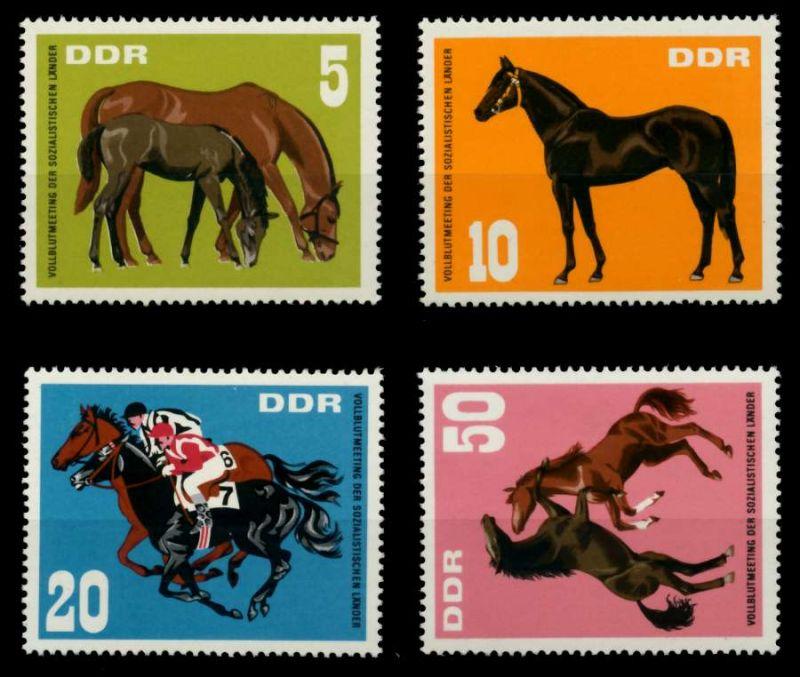 DDR 1967 Nr 1302-1305 postfrisch SFE737A 0