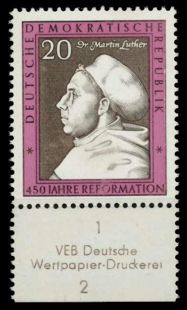 DDR 1967 Nr 1317 postfrisch URA 907A32 0