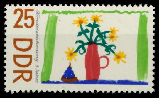 DDR 1967 Nr 1284 postfrisch SFE72EE 0