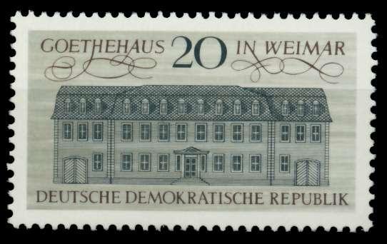 DDR 1967 Nr 1329 postfrisch SFE740A 0