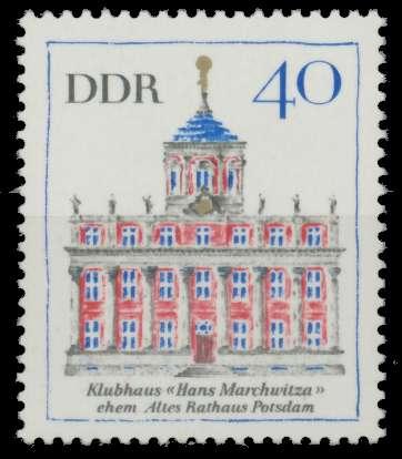 DDR 1967 Nr 1250 postfrisch SFE722A 0