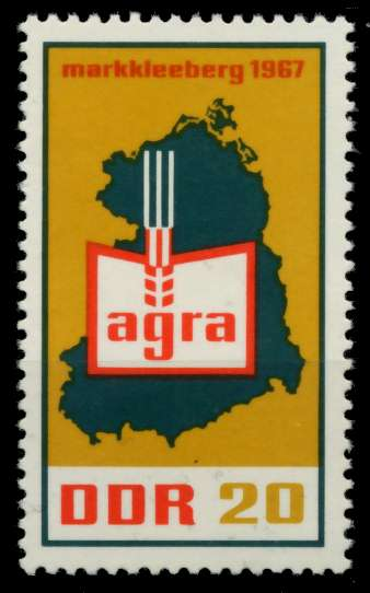 DDR 1967 Nr 1292 postfrisch SFE7322 0