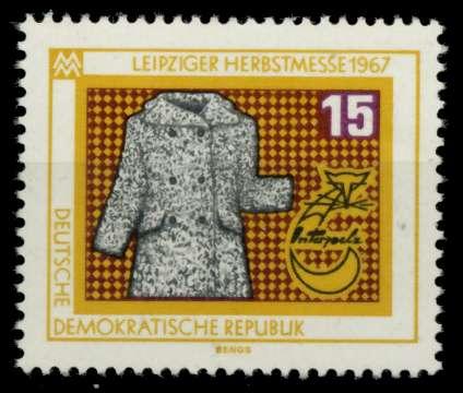 DDR 1967 Nr 1307 postfrisch SFE733A 0
