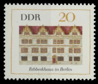 DDR 1967 Nr 1248 postfrisch SFE720E 0