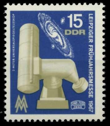 DDR 1967 Nr 1255 postfrisch 907B9E 0
