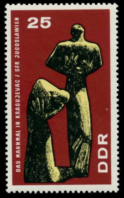 DDR 1967 Nr 1311 postfrisch SFE73B2 0