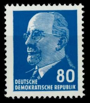 DDR 1967 Nr 1331axII postfrisch 907BDE