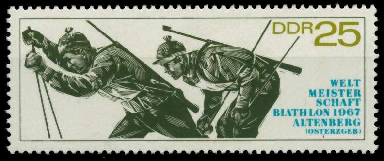 DDR 1967 Nr 1253 postfrisch SFE723E 0