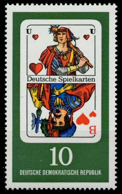 DDR 1967 Nr 1299 postfrisch SFE736A 0