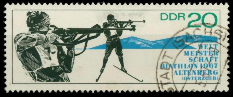 DDR 1967 Nr 1252 gestempelt 907C82 0