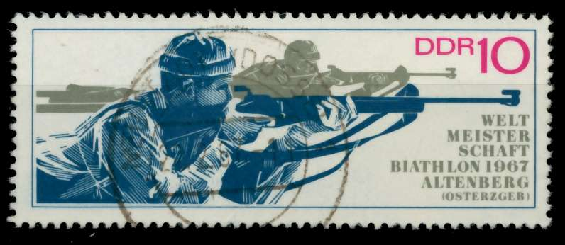 DDR 1967 Nr 1251 gestempelt 907CA6 0