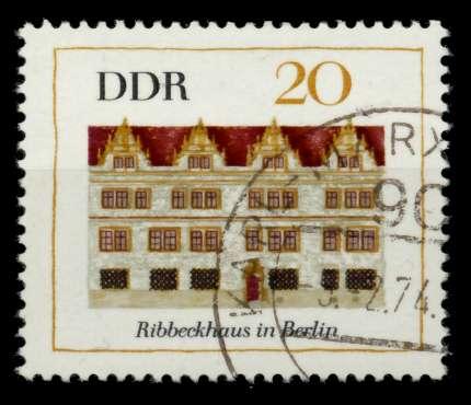 DDR 1967 Nr 1248 gestempelt 907CD6 0
