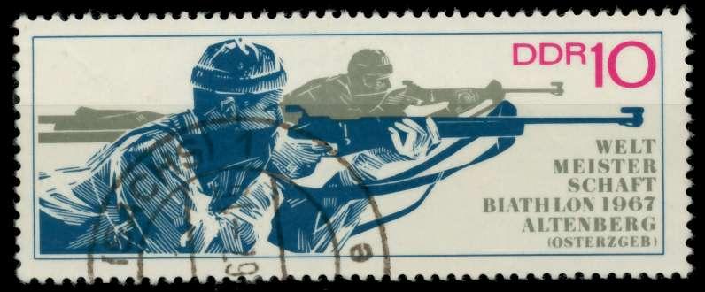DDR 1967 Nr 1251 gestempelt 907CDA 0