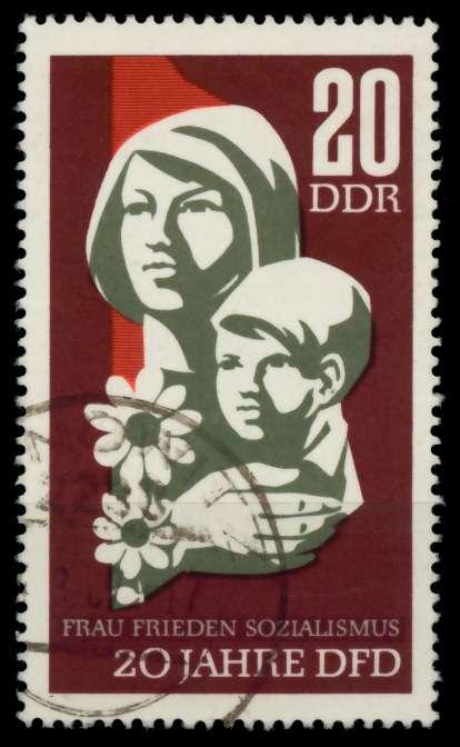 DDR 1967 Nr 1256 gestempelt 907D0E 0