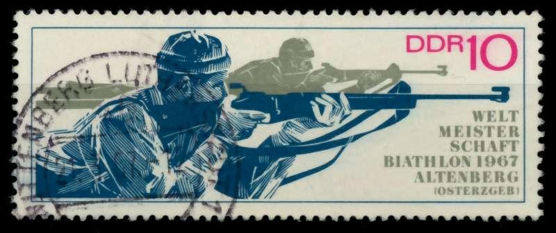 DDR 1967 Nr 1251 gestempelt 90ADBA 0