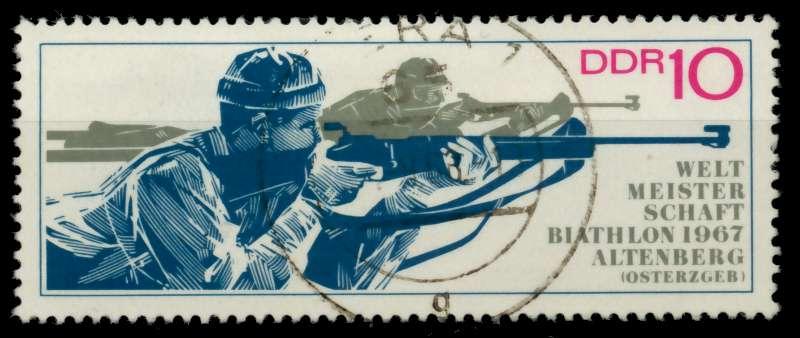DDR 1967 Nr 1251 gestempelt 90ADCA 0
