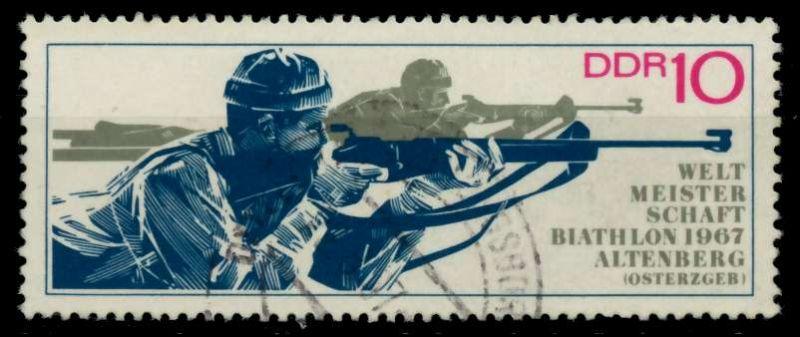 DDR 1967 Nr 1251 gestempelt 90ADDE 0