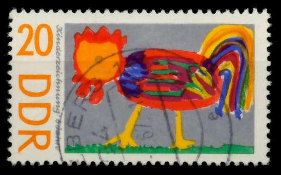 DDR 1967 Nr 1283 gestempelt 90AF36 0