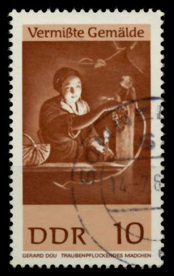DDR 1967 Nr 1287 gestempelt 90AF56 0