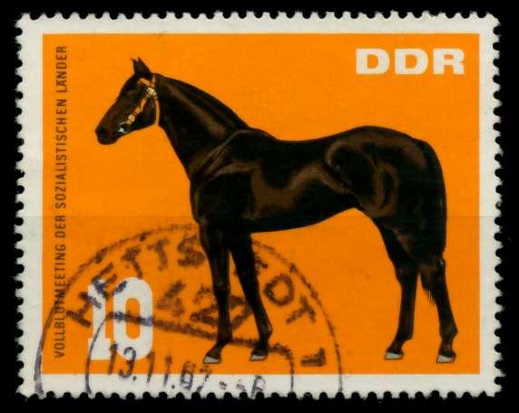 DDR 1967 Nr 1303 gestempelt 90AF6E 0