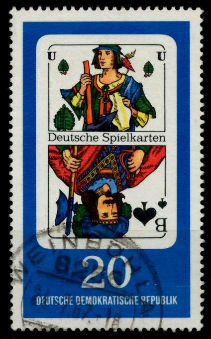 DDR 1967 Nr 1300 gestempelt 90AF76 0