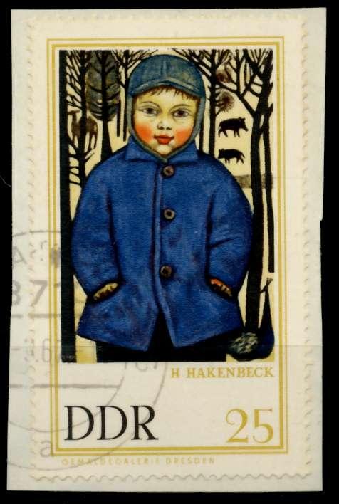 DDR 1967 Nr 1263 gestempelt Briefst³ck 90AFF2 0