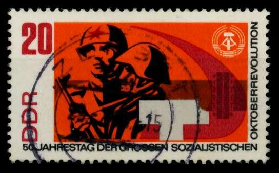 DDR 1967 Nr 1315 gestempelt 90B002 0