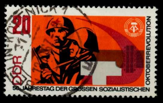 DDR 1967 Nr 1315 gestempelt 90B056 0