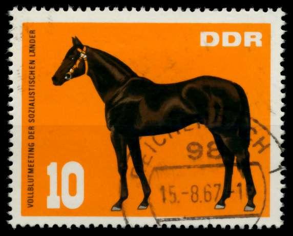 DDR 1967 Nr 1303 gestempelt 90B072 0