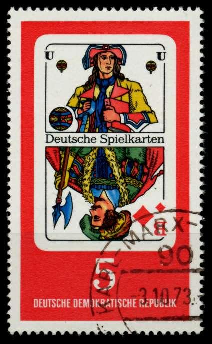 DDR 1967 Nr 1298 gestempelt 90B082 0
