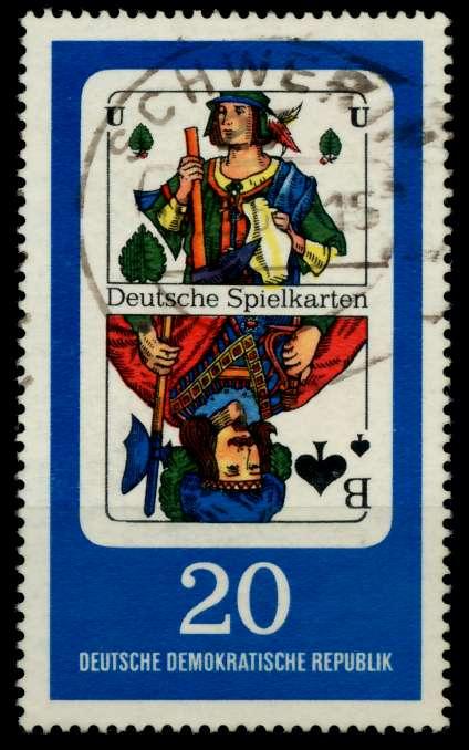 DDR 1967 Nr 1300 gestempelt 90B086 0