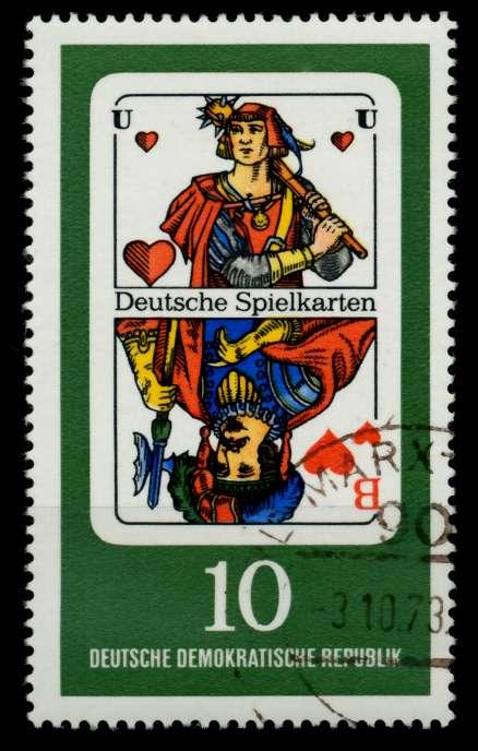 DDR 1967 Nr 1299 gestempelt 90B08E 0